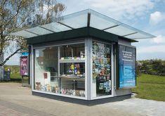 Kiosks |  | kiosix Kiosk | mmcité. Check it on Architonic