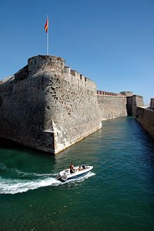 The century Byzantine fortress of Kelibia in Tunisia. Byzantine North Africa Editor - The Eastern Roman re-conquest of. Tabarka, Cadiz, Spain And Portugal, Fortification, North Africa, Spain Travel, Byzantine, Continents, Traveling By Yourself