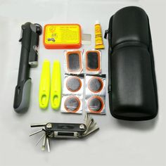 All tools for bicycle in one pack. Bicycle Tools, Bike Chain, Bottle Bag, Tool Kit, Boxes, Personalized Items, Free Shipping, Hot, Compact