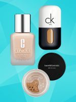Ace Of Base: 14 Winning Foundations #refinery29  http://www.refinery29.com/best-foundation#slide-5  Our beauty director loves how this foundation works with — not against — her oily skin. Hourglass' formula strikes a balance between matte and dewy, which is no easy feat. ...