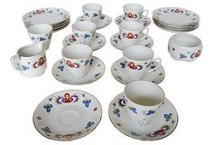 1960s Porsgrund Porcelain, S/26 on OneKingsLane.com