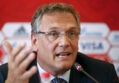 Welcome to Sport Theatre: FIFA official Valcke's suspension expires, questio...