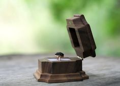 Gyűrűtartó doboz - Pandora