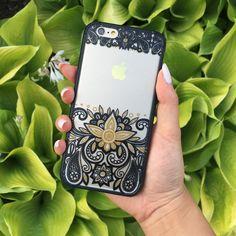 Black & Gold Dream Phone Case