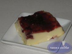 Receta Tarta de queso al horno para Vamos a cociMar