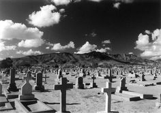 You'll find a lot of history within El Paso's Concordia Cemetery.     http://www.concordiacemetery.org/about.html
