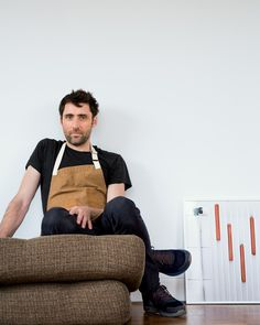 How Inaki Aizpitarte, of Le Chateaubriand, Paris, Does Lunch at Home photo