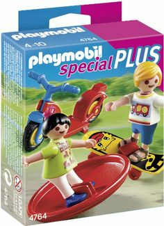 Playmobil Especiales Plus – Niños con juguetes (4764) | Your #1 Source for Toys and Games