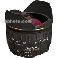 Sigma 15mm f/2.8 EX DG Diagonal Fisheye Lens for Nikon AF #MyBHGear This one is next on the list.