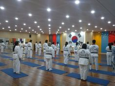 Taekwon healing Therapy in Taekwondowon