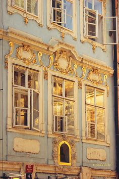 somewhere in Prague ~ photo by nina's clicks, via Flickr