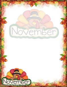 . Free Printable Stationery, Free Printables, Thanksgiving Note, Writing Paper, Note Paper, Journal Pages, Bookmarks, Stationary, Xmas