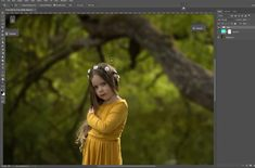 How to blur the background in photoshop - LSP Actions by Lemon Sky