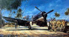 Chance Vought F4U Corsair, USA