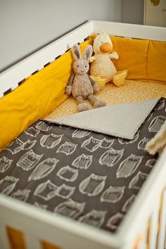 {NURSERY} Yellow & Gray Owl Theme | Life & Baby | Baby Showers : Parties : Nurseries : Baby Products : Baby Deals