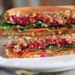 Grilled Peanut Butter Rainbow Sandwich « Peanut Butter Recipes