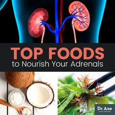 Adrenal foods - Dr. Axe