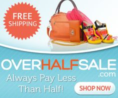 THE MODERN WAY OF SHOPPING: Over Half Sale Free Shipping