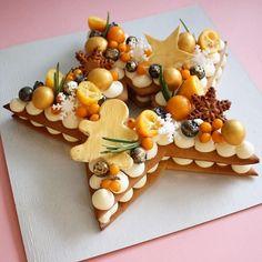 cake lettering ideas - cake lettering + cake lettering writing + cake lettering ideas + cake lettering alphabet + cake lettering fonts + cake lettering how to make Xmas Food, Christmas Sweets, Christmas Cooking, Cupcakes, Cupcake Cakes, Winter Torte, Cake Lettering, Lettering Ideas, Biscuit Cake