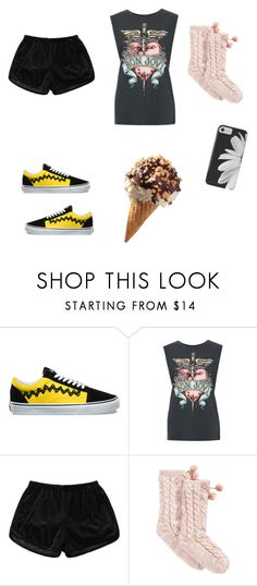 """""""Summer is almost here!"""" by bobthechob ❤ liked on Polyvore featuring Vans, WithChic and UGG"""