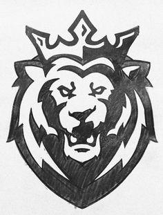 Lion Logo, Logo Ideas, Animals, Log Projects, Lion, Animales, Animaux, Animal, Animais