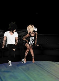 IMVU, the interactive, avatar-based social platform that empowers an emotional chat and self-expression experience with millions of users around the world. Virtual World, Virtual Reality, Social Platform, Imvu, Avatar, Join, Movie Posters, Film Poster, Billboard
