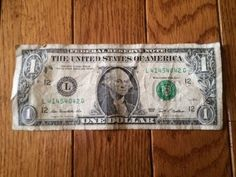 Short Repeater Fancy Serial Number Note, $1 Dollar Bill Currency US Bankn - http://coins.goshoppins.com/us-paper-money/short-repeater-fancy-serial-number-note-1-dollar-bill-currency-us-bankn/