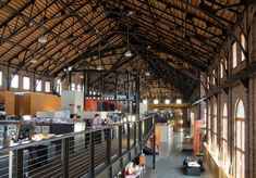 Zimmerman Architectural Studios - City Lights: An Historic Office Renovation in Milwaukee.  Adaptive reuse