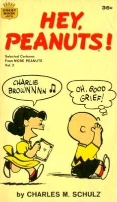 Hey, Peanuts! - More Peanuts Vol 2; Published November 1984 by Fawcett Crest Books