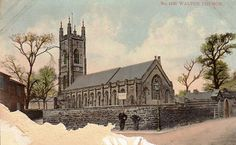 WALTON CHURCH - LIVERPOOL