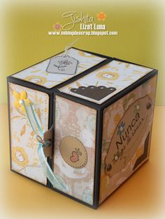 SWEET CARD CLUB: Tarjeta Explosiva!!!! Tutorial!!!!