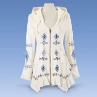 Lillianna Embroidered Jacket