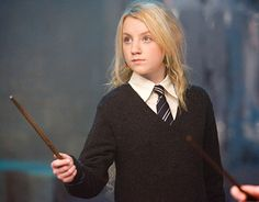 Luna Lovegood in Harry Potter #innocent #archetype #brandpersonality