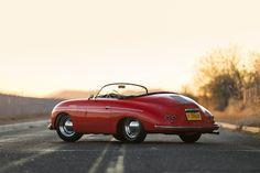 1954 Porsche 356 Pre-A Speedster Stock # 22255 for sale near Astoria, NY | NY Porsche Dealer