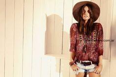 Coleccion Kevingston mujer primavera verano 2015, camisola