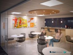 Projeto em 3D. Cliente: Aker. #arquitetura #arquiteturacorporativa #3D