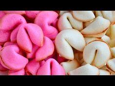 Печенье с предсказаниями рецепт - YouTube