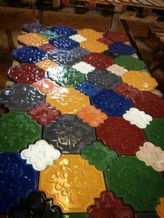 Tsourlakis Tiles, not edible Balcony Privacy Screen, 3d Tiles, Artemis, Textures Patterns, Arch, Kids Rugs, Shapes, Ceramics, Facebook