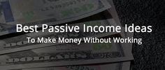 How can I make passive income in How can I make passive income? How can I make my website profitable? What is the best passive income? Online Job Search, Job Fair, Free Training, Online Jobs, Passive Income, How To Make Money, Website