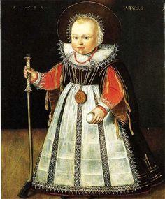 1595 Adriaen van der Linde