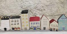 petites maisons small houses