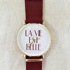 #lavieestbelle #watch #watches #watchgram #watchesofinstagram #watchlover #wristcheck #watchesforsale #blog #blogger #bloggerfashion #fashionblog #fashion #vintage #vintagelove #vintagestyle #etsy #etsyshop #etsylove #etsyfinds #handmade #jewelry...
