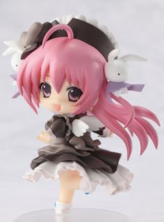 Pita-Ten - Misha - Heroine Blitz Figure Collection - Niitengo (Ascii Media Works, Toy's Works) Anime Figures, Anime Characters, Action Figures, Pita Ten, Anime Dolls, Female Anime, Cute Toys, Me Me Me Anime, Plushies