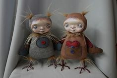 little bird dolls