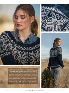 Bildergebnis für interweave knits winter 2018