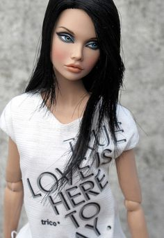 barbie, barbie doll, black hair, doll, dolls, fashion