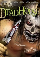Deadhouse    - FULL MOVIE - Watch Free Full Movies Online: click and SUBSCRIBE Anton Pictures  FULL MOVIE LIST: www.YouTube.com/AntonPictures - George Anton -   In the tradition of The Texas Chainsaw Massacre and Last House on the Left comes DeadHouse. When 4 teens get stranded on their vacation, they seek help at an abandoned house. Unknowingly to them the house contains 2 psychotic killers, Kain and the clown masked Victor. Now they are captured and held at the mercy of ..