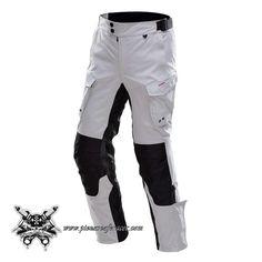 Pantalones Racing Moto Ventilados Ideal Verano Poliéster 75G con Rodilleras Varias Tallas -- 111,54€