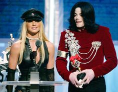 Britney Spears and Michael Jackson, 2002 - Britney Spears: Her most memorable moments - NY Daily News