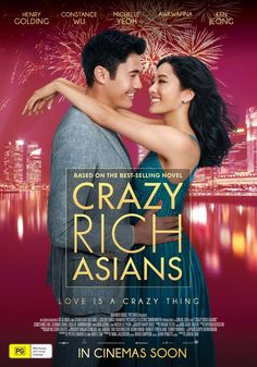 Crazy Rich Asians, An American-born Chinese economics professor accompanies her boyfriend to Singapore for his best friend's wedding, only to get thrust into the lives. Free Online Movie Streaming, Hd Movies Online, 2018 Movies, Streaming Movies, 4k Hd, Hd 1080p, Money Cant Buy Love, American Born Chinese, In Cinemas Now